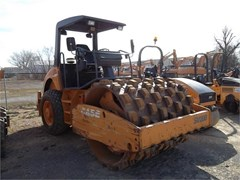 Compactor-Soil For Sale 2008 Case SV208 , 99 HP