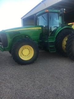 Tractor For Sale:  2004 John Deere 8320 , 215 HP