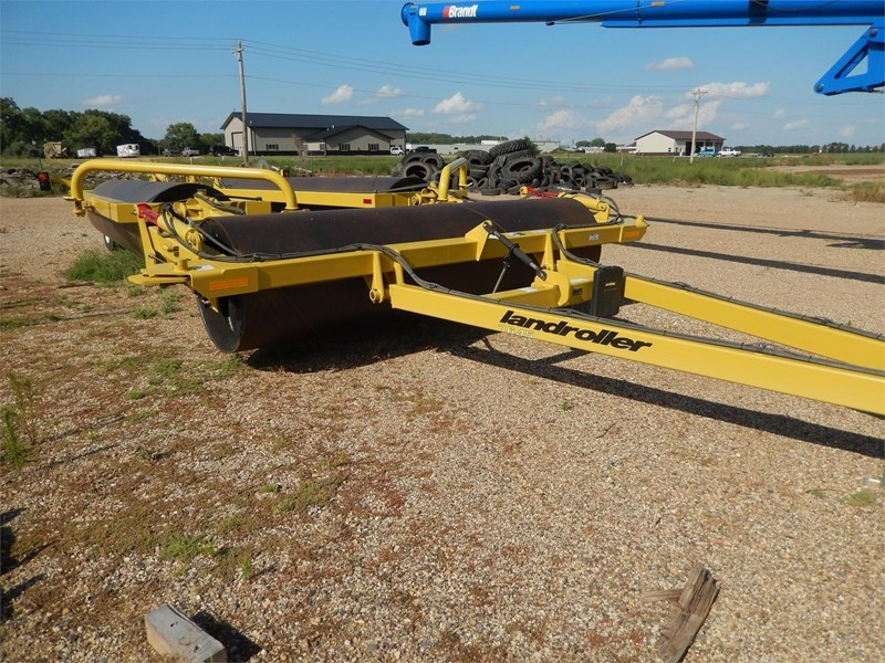 2015 Degelman LR7645 Land Roller For Sale