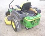 Riding Mower For Sale: 2007 John Deere Z445, 27 HP