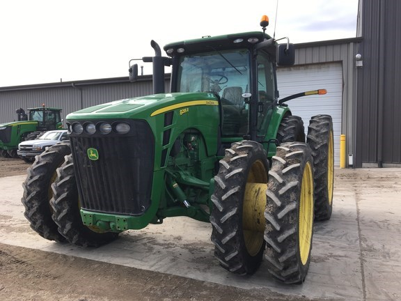 2010 John Deere 8295R Tractor For Sale