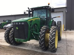Tractor For Sale:  2010 John Deere 8295R , 295 HP