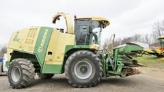 Forage Harvester-Self Propelled For Sale 2013 Krone BIG X 1100