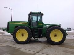 Tractor For Sale:  2002 John Deere 9220 , 325 HP