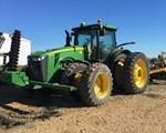 Tractor For Sale: 2016 John Deere 8345R, 345 HP