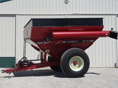 Grain Cart For Sale 1998 Brent 672
