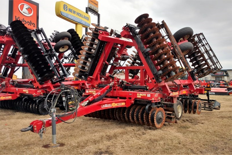 2016 McFarlane IC5024 Vertical Tillage For Sale