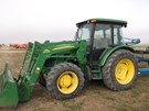 Tractor For Sale:  2010 John Deere 5103M , 90 HP