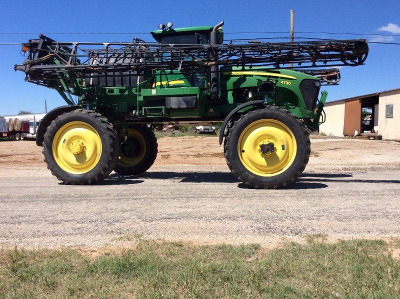2007 John Deere 4730 Sprayer-Self Propelled For Sale