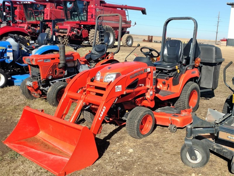 2010 Kubota BX2660 Tractor For Sale