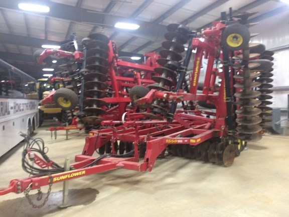 2011 Sunflower 1550-50 Disk Harrow For Sale