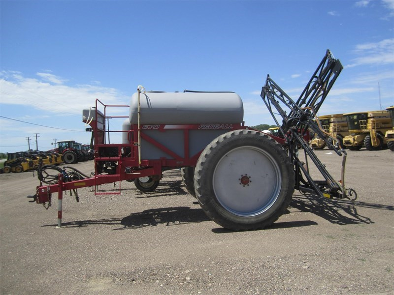 2002 Redball 670 Misc. Ag For Sale