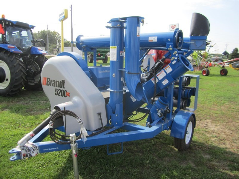 2017 Brandt 5200EX Grain Vac For Sale
