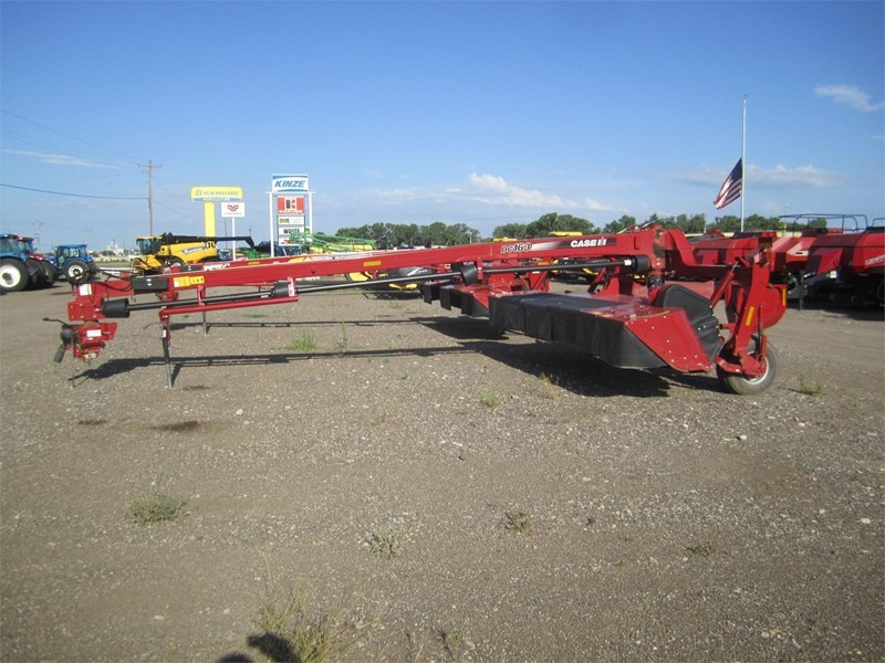 2014 Case IH DC163 Mower Conditioner For Sale
