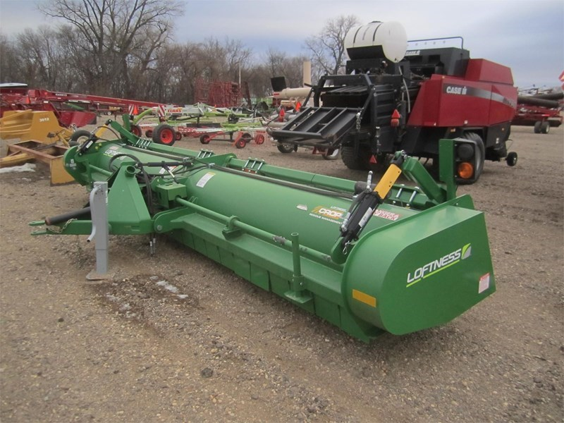 2014 Loftness 240 Flail Mower For Sale