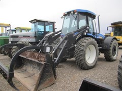 Tractor For Sale:  2012 New Holland TV6070 , 105 HP