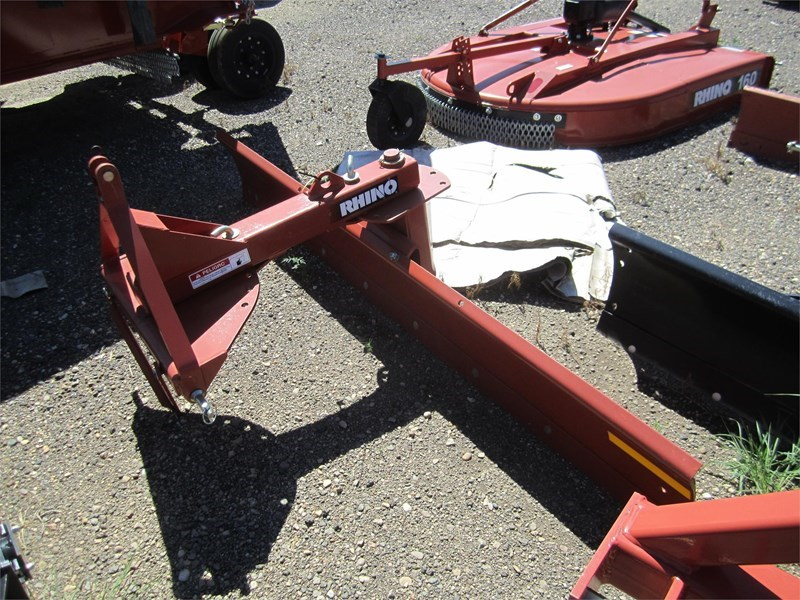 2011 Rhino 500 Box Blade Scraper For Sale