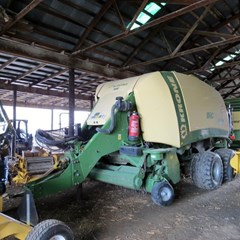 Baler-Square For Sale 2012 Krone BP890XC