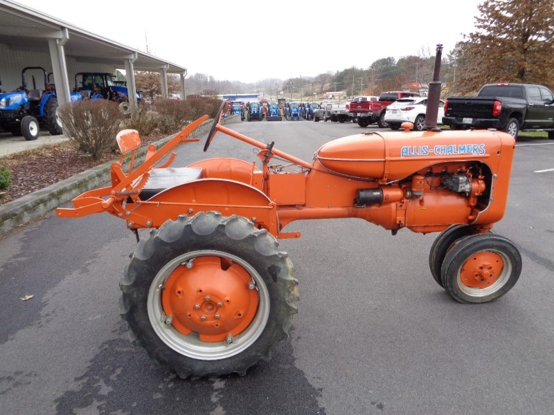 1948 Allis Chalmers C Tractor For Sale