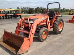 Tractor For Sale 2000 Kubota L3010HST , 32 HP