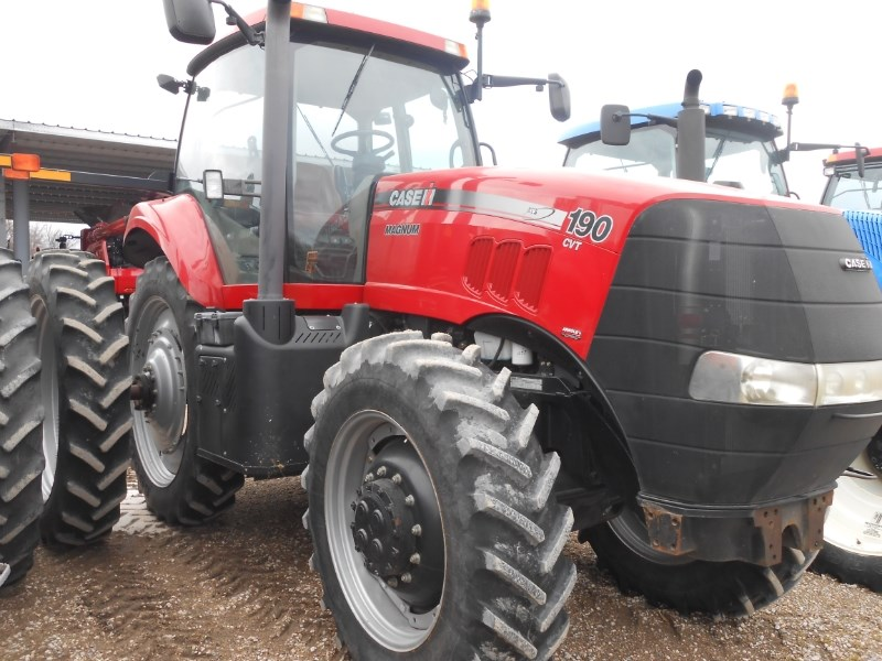 2011 Case IH 190 MAGCV Tractor For Sale