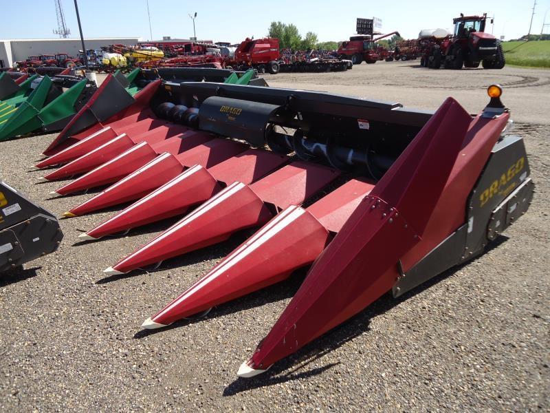 2010 Drago 8R30P RED Header-Corn For Sale