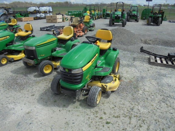2013 John Deere X320 Riding Mower For Sale