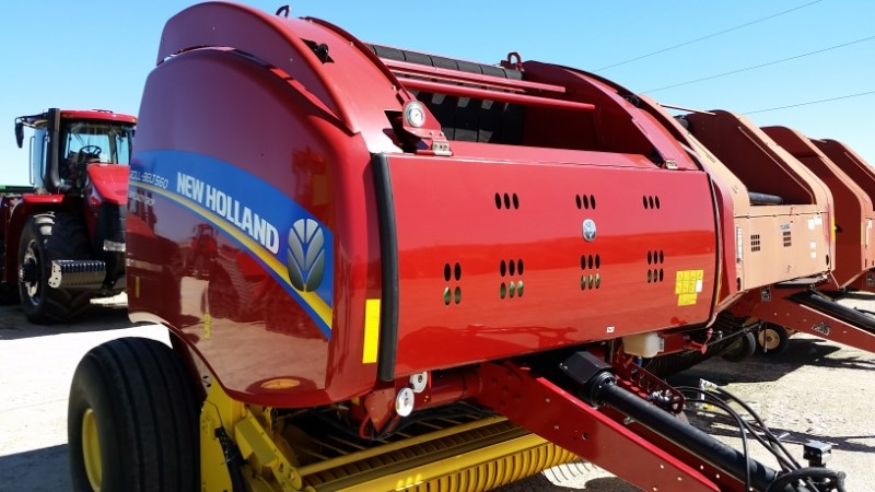 2014 New Holland BR560 Baler-Round For Sale