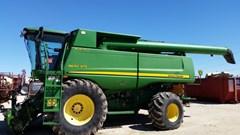 Combine For Sale:  2008 John Deere 9670STS