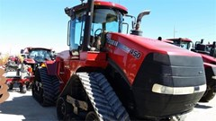 Tractor For Sale:  2012 Case QUADTRAC 450 , 450 HP