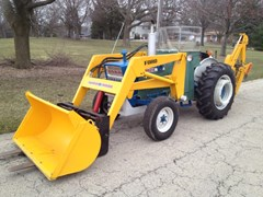 Tractor For Sale 1970 Ford 2000 , 50 HP
