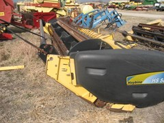 Header-Windrower For Sale 2009 New Holland HS16