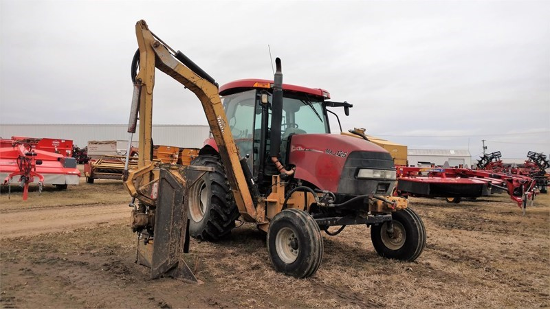 Case IH MXU125 Tractor For Sale