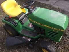 Riding Mower For Sale:  2000 John Deere STX38 , 13 HP