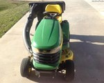 Riding Mower For Sale: 2008 John Deere X300, 17 HP