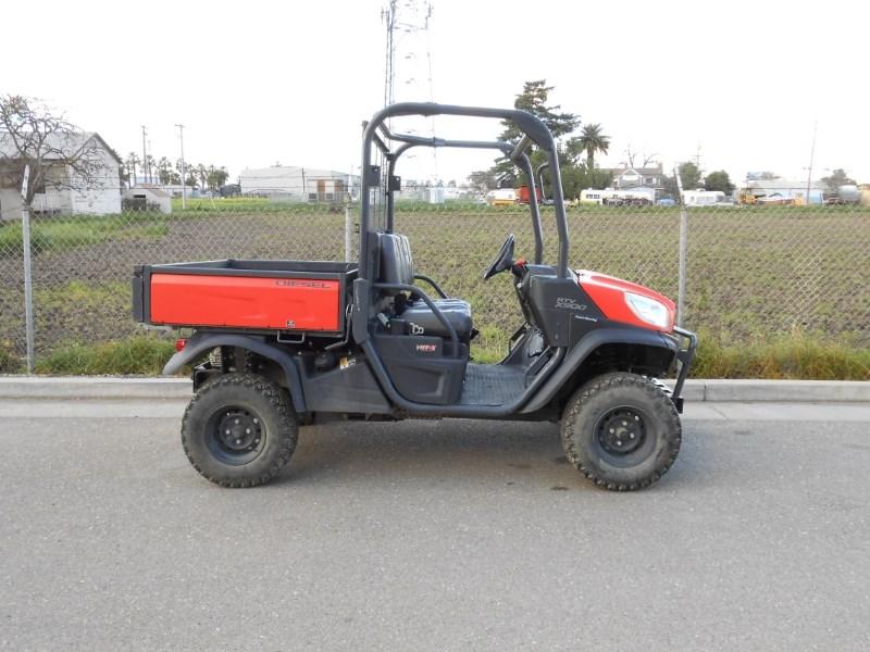 2014 Kubota RTV-X900G-H Utility Vehicle For Sale