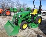 Tractor For Sale: 2012 John Deere 2320, 24 HP
