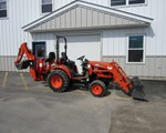 Tractor For Sale: 2014 Kioti CK2510, 25 HP
