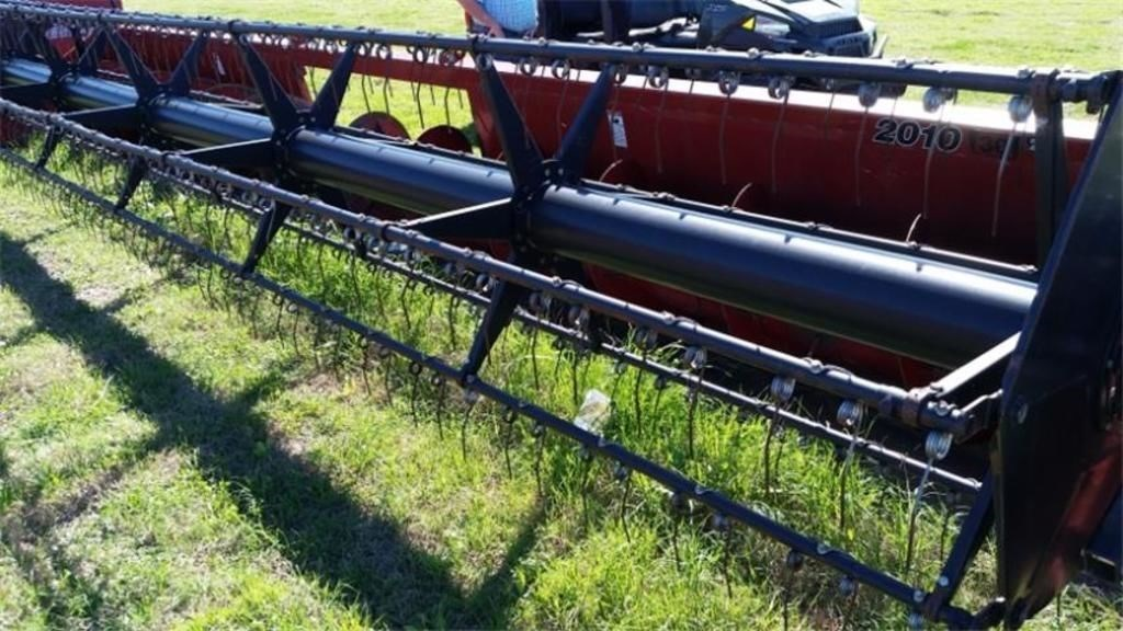2011 Case 2010 Header-Auger/Rigid For Sale