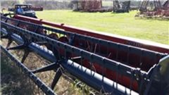 Header-Auger/Rigid For Sale:  2010 Case 2010