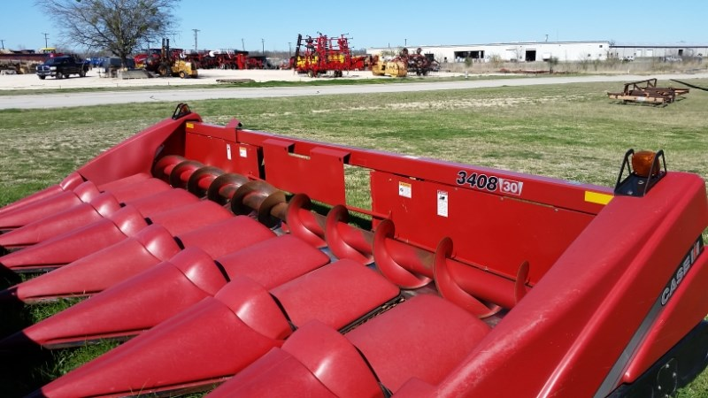 2012 Case 3408 Header-Auger/Rigid For Sale