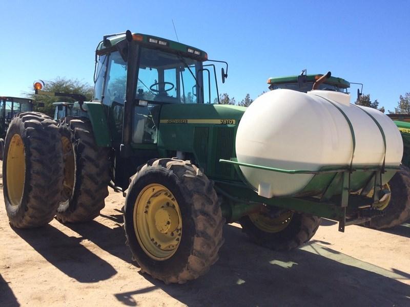 2001 John Deere 7810 Tractor