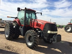 Tractor  2012 Case IH MAGNUM 180 , 180 HP