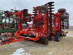 Vertical Tillage For Sale 2012 Krause 8000-40