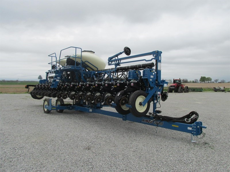 2016 Kinze 3600ASD Planter For Sale