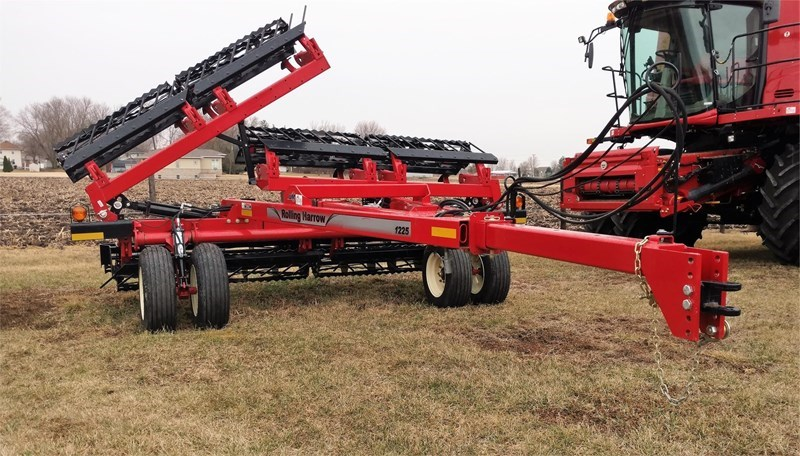 2015 Unverferth ROLLING HARROW 1225 Tillage For Sale