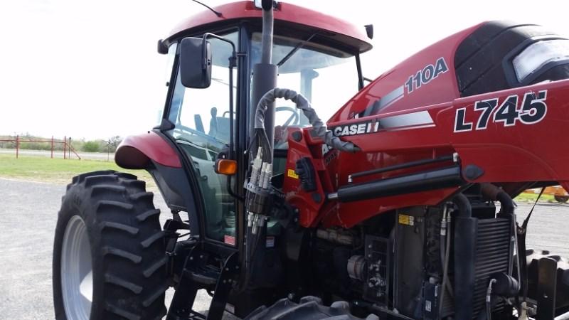 2014 Case FARMALL 110A Tractor For Sale