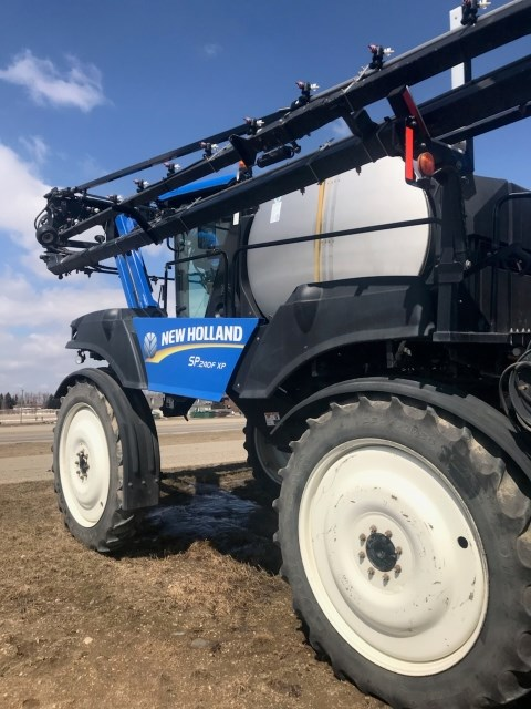 2011 New Holland SP.240F Sprayer-Self Propelled For Sale