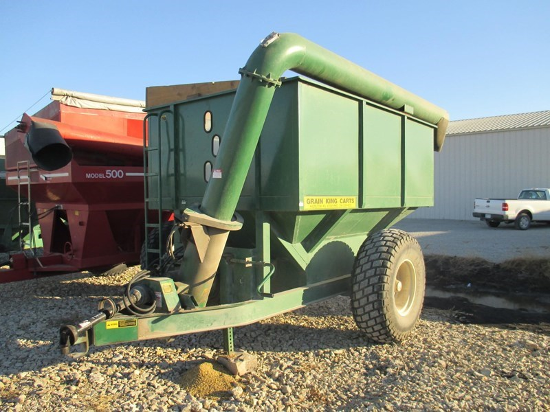 Grain King 400 Grain Cart For Sale
