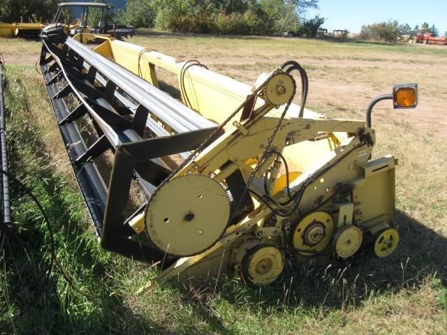 1999 New Holland 971 Header/Platform For Sale